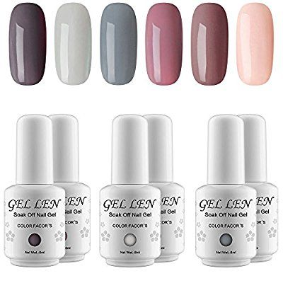 My First Review For My Gel Polish Review Series I Started Out With Gellen Gel Polish It Is An Inexpensive Gel Polish That You Can Buy O Gel Polish Gel Polish