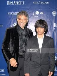 Image Result For Andrea Bocelli Matteo Bocelli With Images