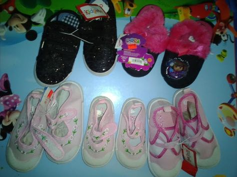 f79a33fe3a9f Under .50 cents each kids shoes