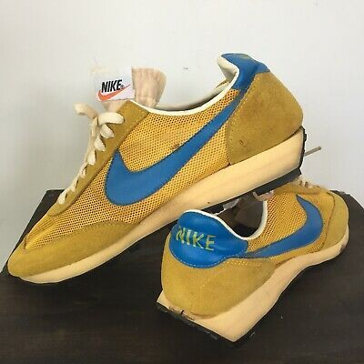 NOS 1970's Nike LDV 1000 UCLA Shoes