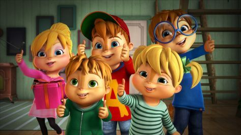Alvin And The Chipmunks The Squeakuel With Images Alvin And