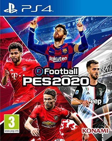Efootball Pes 2020 Hack Ps4 In 2020 Evolution Soccer Pro Evolution Soccer Games