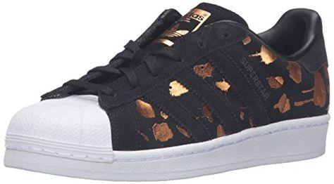 best sneakers e7f29 1dc04 Amazon.com   adidas Originals Women s Superstar W Fashion Sneaker    Basketball
