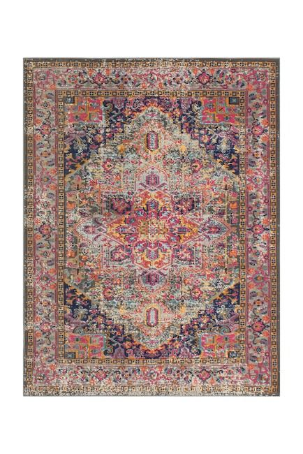 Bashian Blake Area Rug Grey Hautelook Pink And Blue Rug Area Rugs Colorful Rugs