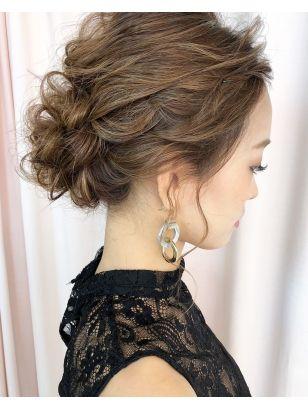 2019年春 ヘアセットの髪型 ヘアアレンジ 人気順 12ページ目
