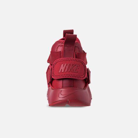 Back view of Kids' Grade School Nike Huarache City Casual Shoes ...