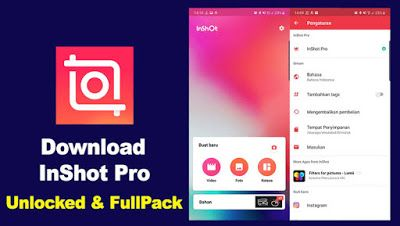 Inshot Pro Apk V1 623 259 Mod Unlocked All Pack For Android Instagram Video Editing App Video Editing Apps Instagram Video Editor