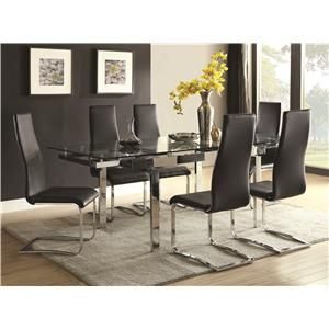 Best 25 Contemporary Dining Room Sets Ideas On Pinterest Entrancing Cheap Dining Room Tables Inspiration