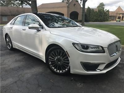 2017 Lincoln Mkz Zephyr Reserve 17 Awd 5 226 Miles Clean Rebuilt Le No Ready 4 U