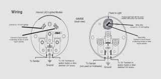 electric temperature gauge wiring diagram - Google Search | Gauges, Wire,  ElectricityPinterest