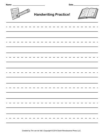Print Handwriting Paper Paso Evolist Co With Regard To Free Printable Lined Handwriting Paper24 Handwriting Practice Paper Writing Practice Handwriting Paper
