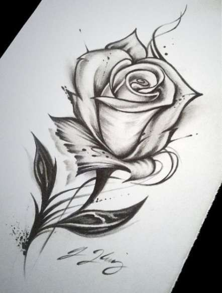 Tattoo Flower Rose Artists 63 Ideas For 2019 Tattoo Roses