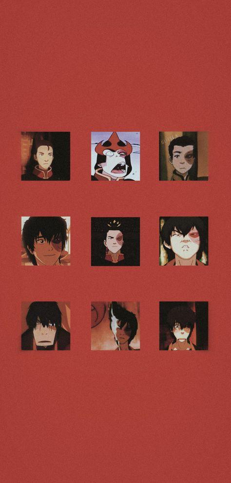 Avatar: The Legend of Aang | Wallpaper | Zuko