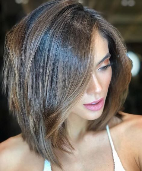 For The Love Of Lob 20 Long Bob Hairstyles To Inspire You Bob Hairstyles For Thick Long Bob Hairstyles Medium Length Hair Styles
