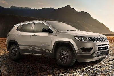 Limited Edition Jeep Compass Bedrock Launched In Indai Jeep