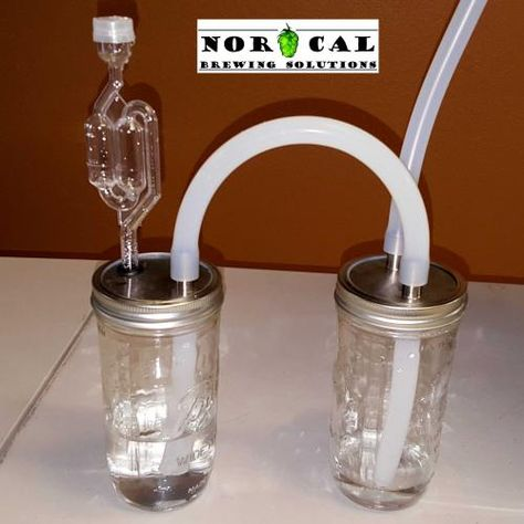 CO2 Harvester Kit. NorCal Brewing Solutions