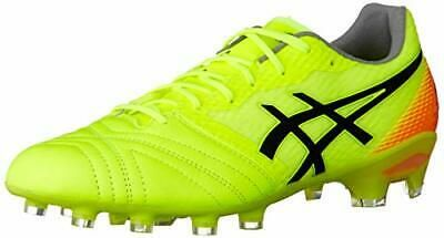 yellow asics football boots