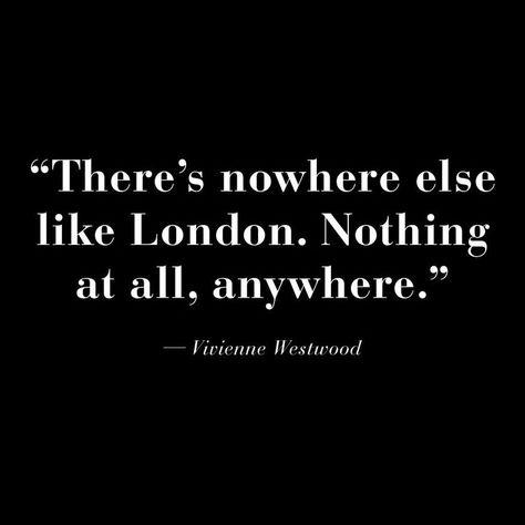 #LondonLife Well Said Viv.