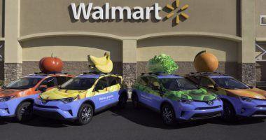 وولمارت تسعى للاستحواذ على موقع Art Com لمنافسة أمازون Walmart Online Online Grocery Delivery Delivery Groceries