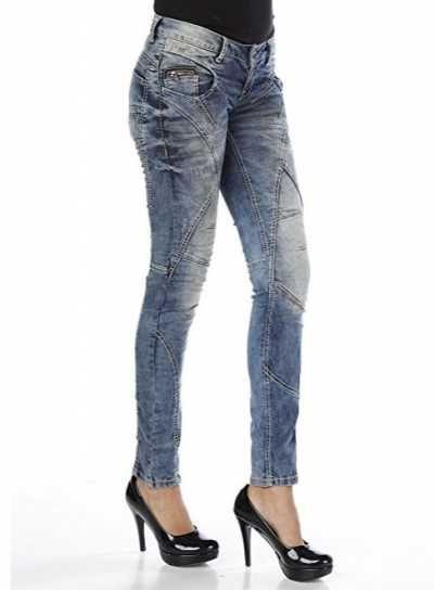 Pantalones vaqueros para mujer Cipo /& Baxx