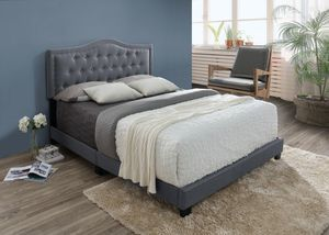 Bed Frame With Headboard And Footboard Size Full For Sale In