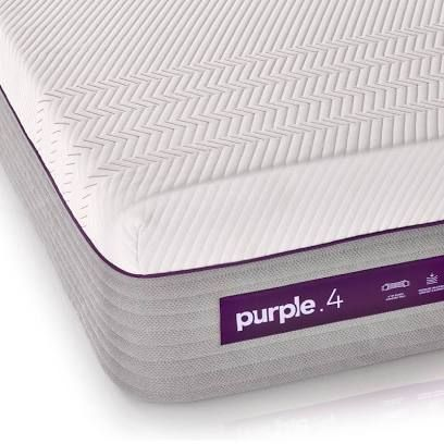 The New Purple Mattress With Soft 4 Smart Comfort Grid Pad And Cooling Comfort Gardenia Gardena Landscapedesign Wooddesign Characterdesign Garden In 2020
