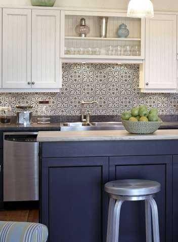 11 New Unique Kitchen Design Kitchen Remodel Patterned Kitchen