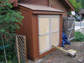How To Build A Lean To Shed Step By Step Shed Design Shed Plans Shed