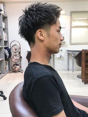 2020年冬 メンズ ツーブロック パーマの髪型 ヘアアレンジ 人気順