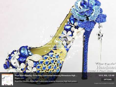 e1cf8f2c3e16 shoes kids shoes on sale at reasonable prices, buy Royal Blue Wedding Shoes  New Customized Amazing Blue wedding pumps high heel blue dress shoes for  bridal ...