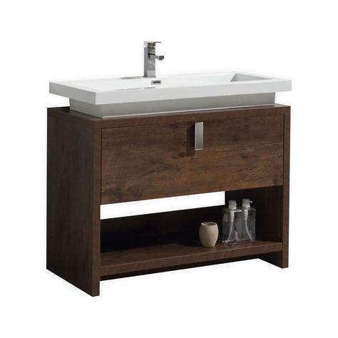 Levi 40 Single Bathroom Vanity