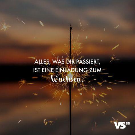 Visual Statements®️ Alles, was Ihnen passiert, ist eine Einladung zum Wachsen. ... - VISUELLE ERKLÄRUNGEN   - Schöne Sprüche - #Alles #eine #Einladung #ERKLÄRUNGEN #Ihnen #ist #passiert #schöne #Sprüche #STATEMENTS #VISUAL #VISUELLE #Wachsen #zum