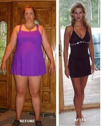 До и после диеты фото
