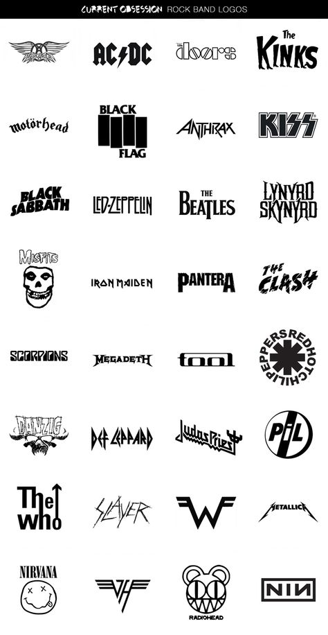 It was usually around 10 minutes into class when your teacher started waxing poetic on the Pythagorean theorem that you started sketching rock band logos in your notebook. Suddenly the bell would ring and you'd realize you listened to absolutely nothing during class and had a composition book full of