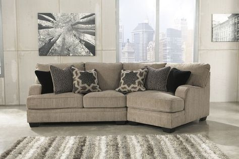 patola park 3 piece cuddler sectional wraf cornr chaise living spaces living rooms and room