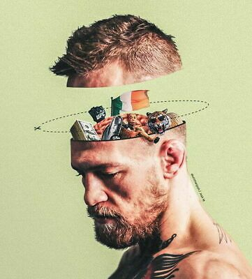 278554 Conor Mcgregor Ufc Mma Champion Fighter Wall Print Poster Us Fashion Home Garden Homed Conor Mcgregor Poster Conor Mcgregor Conor Mcgregor Wallpaper