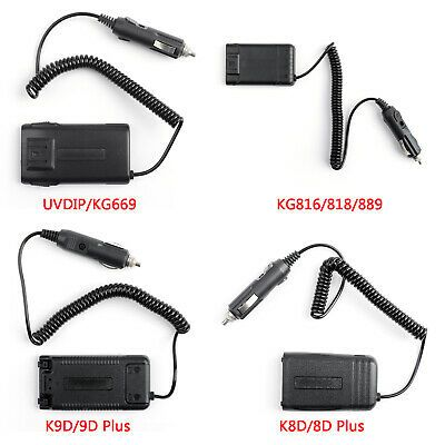 Ad)(eBay Link) Car Battery Eliminator Accessories For Wouxun