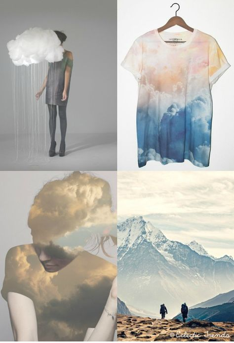 Eclectic Trends: My lifestyle trends AW 2016/17 for Global Color Research: WONDERLAND
