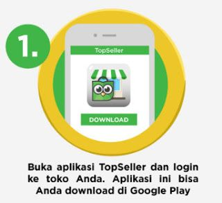 Cara Melakukan Transaksi Agen Tokopedia Aplikasi Google Play