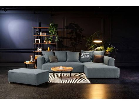 Tom Tailor Ecksofa Heaven Casual Xl In 2020 Outdoor Furniture Sets Home Decor Couch
