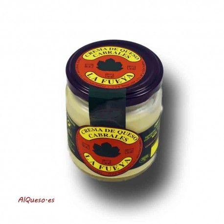Crema De Queso Cabrales Dop Queijo