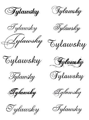 Resultado De Imagen Para Letras Goticas Cursivas Letras Bonitas Para Tatuajes Letras Para Tatuajes Tatuajes Letras Cursivas