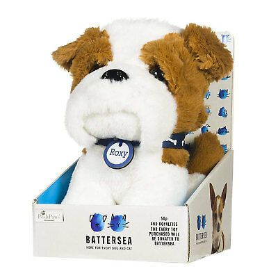 Details About Battersea Cats And Dogs Home Large Plush Roxy The Bulldog Brand New In 2020 Dog Cat Cat Plush Bulldog