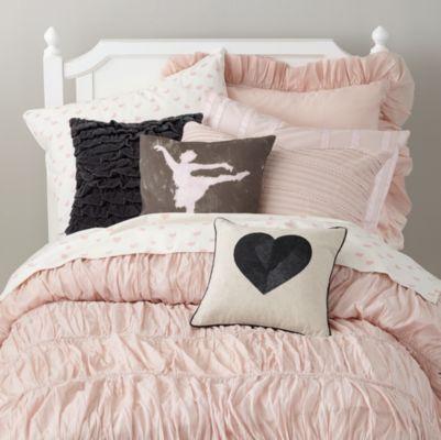 Girls Bedding Sets, Land Of Nod Bedding Girl