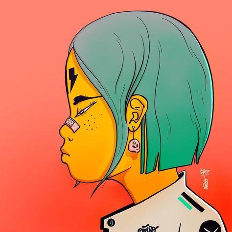 doodle REDsistance Princess Ares...