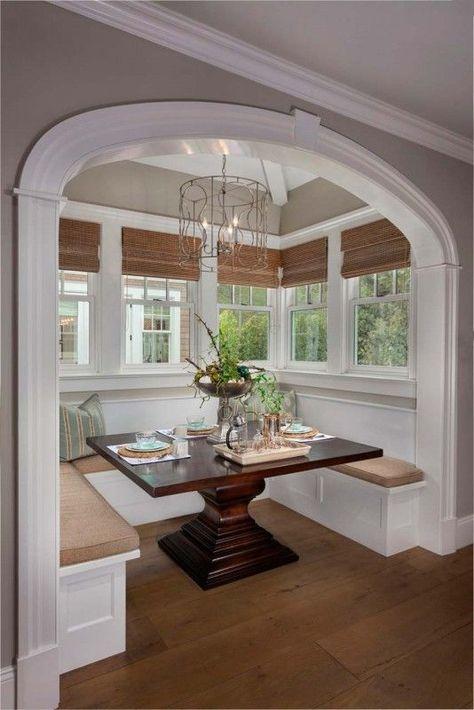 Modern Eat In Kitchens - Ideas and Favorites - Design Matters Blog