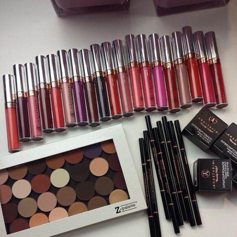 Pin de Monia dz em Makeup collection em 2020 | Tutoriais