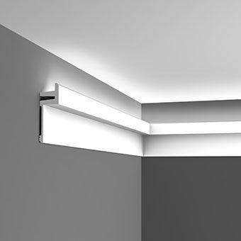 Led Lighting Coving Uplighting Coving Wm Boyle Uk Cornice Range In 2020 Ceiling Design Modern Interior Lighting Wall Molding