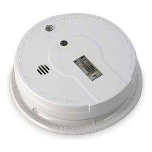 Kidde I12080 Ion Smoke Detector 120v With 9v Battery And Light By Kidde 29 99 Smoke And Combination Smoke Carbon M Smoke Alarms Alarm Carbon Monoxide Alarms