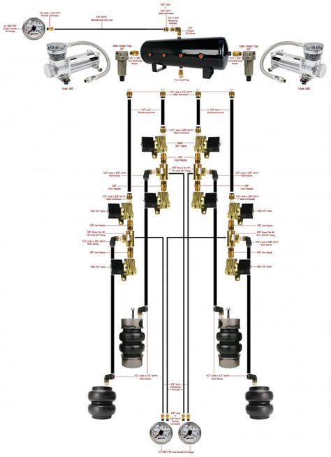 Hydrauliccars Hydraulic Cars Lowrider Air Ride Hydraulic Cars Air Conditioning System Design
